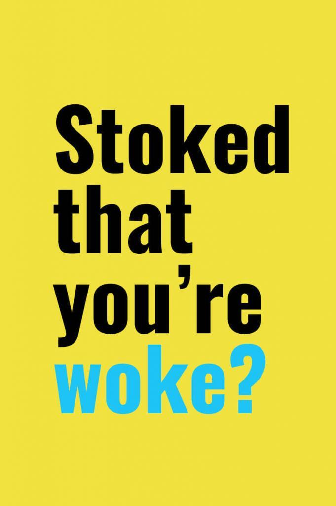 Home - Allycat Magazine 'Stoked that you're woke?'